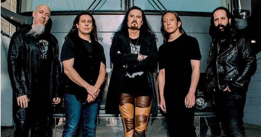 前衛金屬樂團Dream Theater(夢劇場樂團),宣布將於5月2日再度來台開唱。(圖/MyMusicTaste提供)