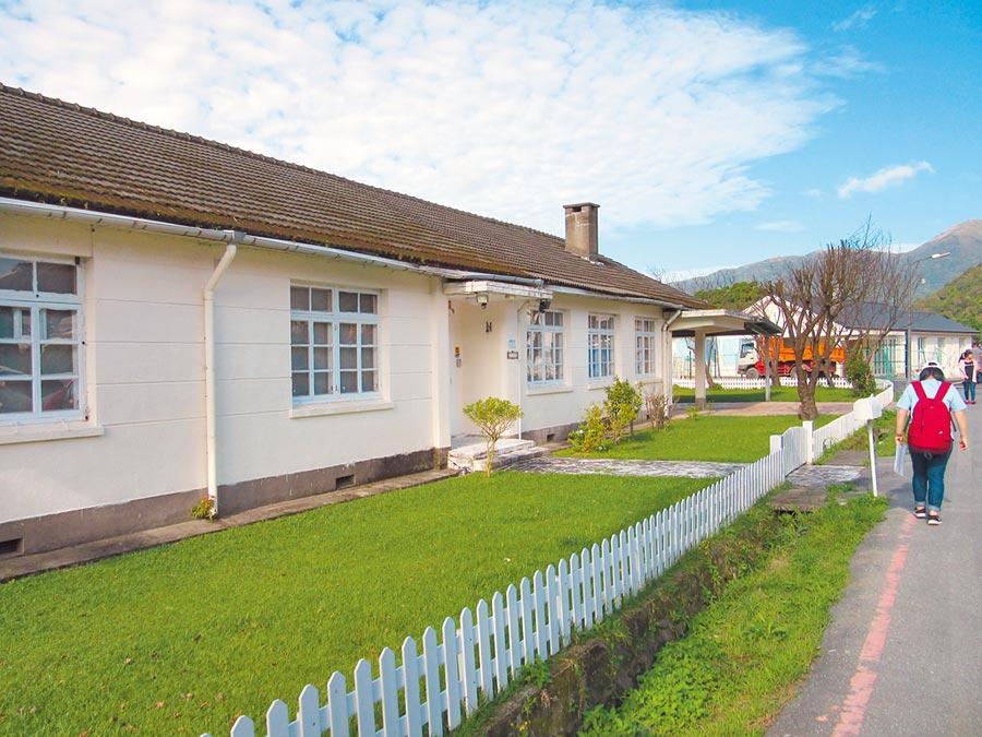 現存的陽明山美軍宿舍共有5區,每區建物各有特色,唯一的共同點就是都有煙囪。(本報資料照片)