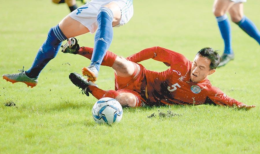 台電去年獲得企業甲級足球聯賽亞軍,也拿到代表台灣出征亞足聯盃的資格。(本報資料照片)