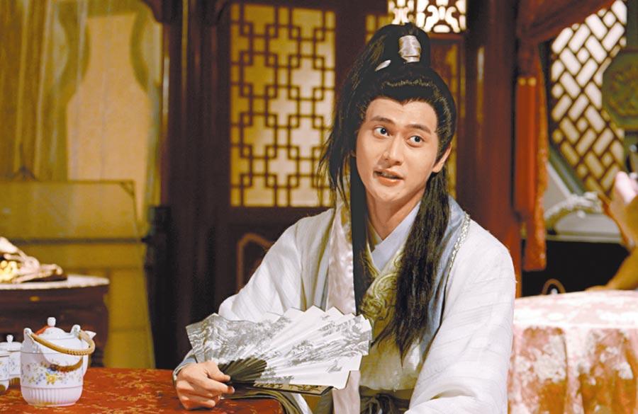 劉冠廷飾演戲中戲男主角,扮起古裝相當俊俏。(藝起娛樂提供)