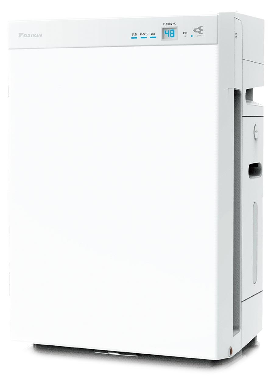 燦坤的DAIKIN 15.5坪閃流放電空氣清淨機,特價1萬9800元。(燦坤提供)