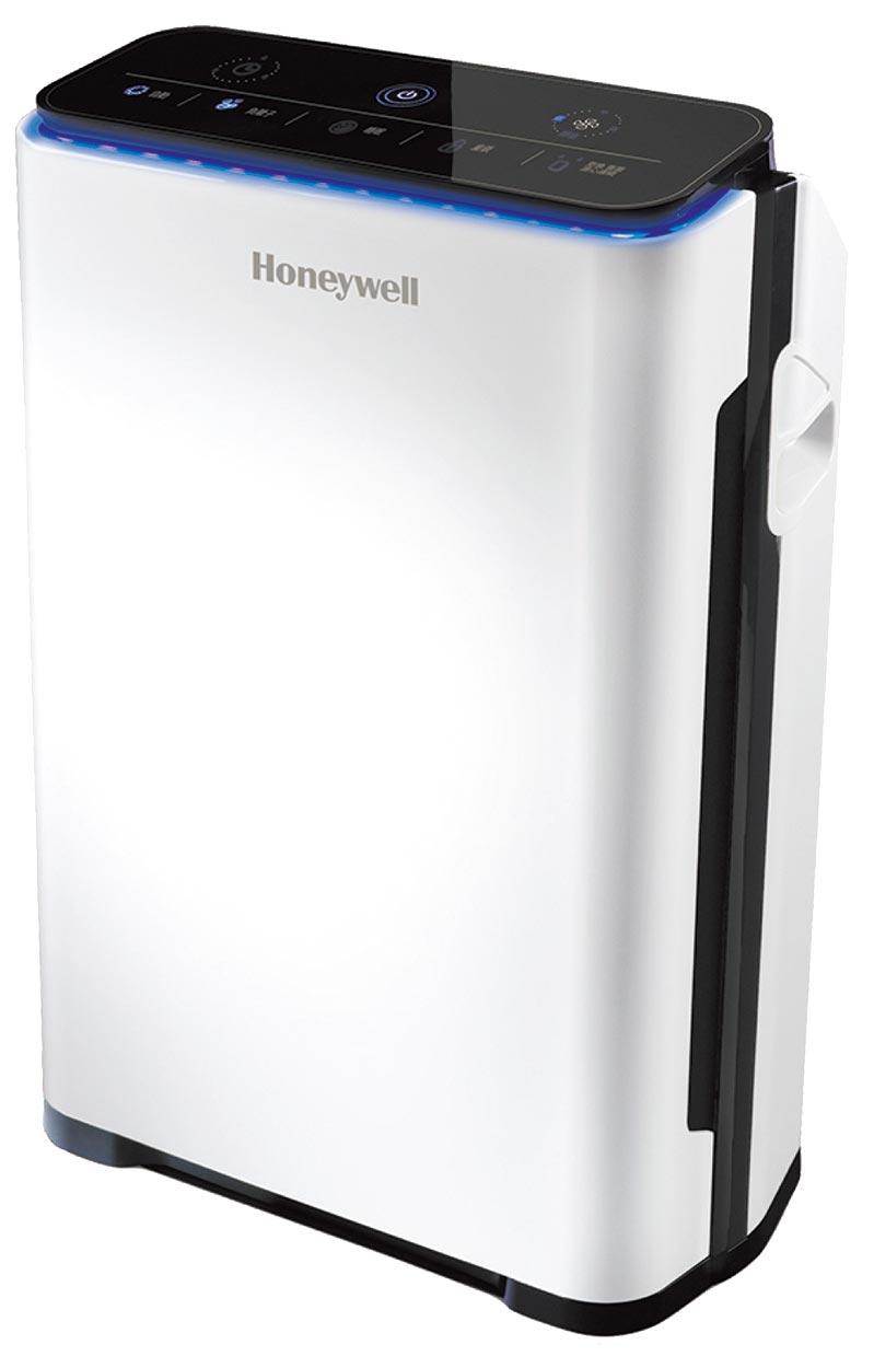 燦坤的Honeywell 5-10坪智慧淨化抗敏空氣清淨機,特價9900元。(燦坤提供)