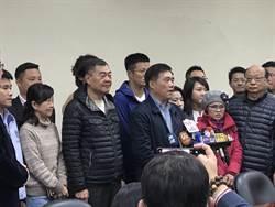 郝龍斌承諾:不把黨魁當政治跳板