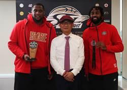 SBL》台銀洋將米歇爾獲1月最佳球員殊榮