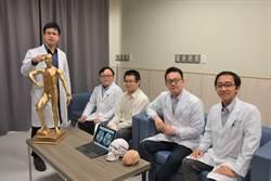 33歲新竹男中風 中西醫合併治療恢復好