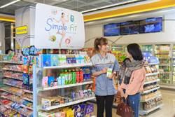集合統一旗下三大事業   Simple-Fit品牌概念店Q2問世