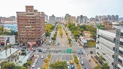 打造步行城 竹市府點亮東大路