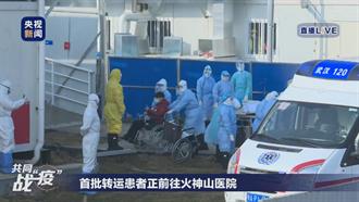 2020武漢風暴》北京專家建議 患者出院後自行隔離兩周