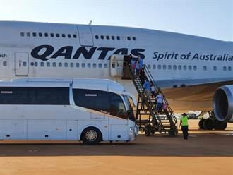澳洲撤僑包機回國 昆士蘭省又有確診