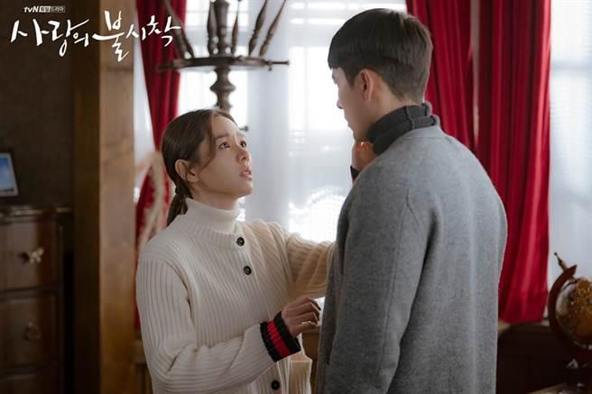 玄彬與孫藝珍兩人八字有三合,相當速配。(圖/翻攝自tvN)