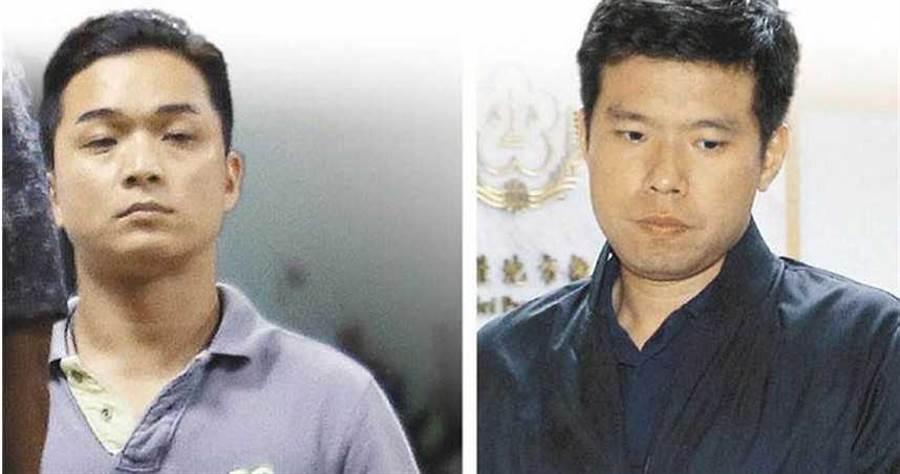 吳宗憲(右)與張恒嘉(左)。(圖/報系資料照)