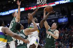 NBA》明星賽灌籃大賽名單 康諾頓頂替拉文參賽
