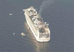 港男患武漢肺炎乘日籍郵輪 船上10人遭傳染