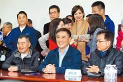 郝龍斌自許:國民黨新生命、新力量要不斷茁壯