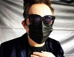 康康戴口罩墨鏡開工自嘲「看不出來我是誰」