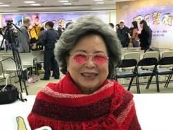 83歲梅芳阿姨想退休了!曝拍《四月望雨》「被鬼拖」撞牆全身瘀青