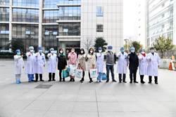 2020武漢風暴》最早被群聚感染14名武漢醫護人員全部治愈出院