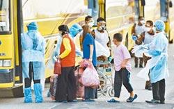 泰國武漢撤僑 專機載回160人