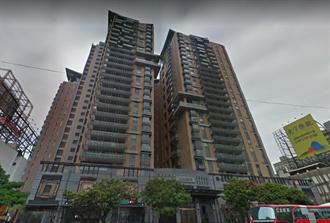 潤寅百億詐貸案 子公司名下台中豪宅遭法拍求償