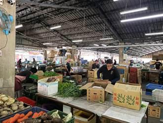 朴子果菜市場抗議風波 農會:停收垃圾時程展延