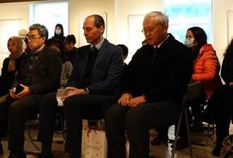 宗教博物館愛無界 為難民營兒童發聲