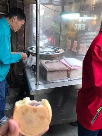 紅豆餅老伯6個只賣20元!背後故事藏滿洋蔥