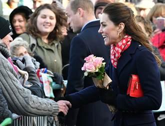 被嫌不像真王妃 凱特向她道歉