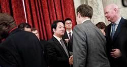 賴清德訪白宮國安會 創台美斷交以來最高紀錄