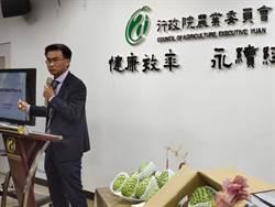 武漢肺炎衝擊農產品銷陸減少 農委會補外銷補助最高2倍