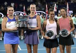 網球》入圍單月最佳女雙 謝淑薇拜票