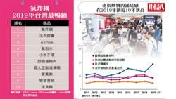 10大台灣最暢銷商品 AirPods只排第3