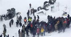 土耳其連續2次雪崩!搜救隊「救人路上」被活埋 至少38死75傷
