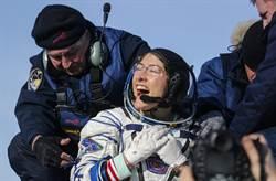 NASA女太空人單次任務328天創紀錄 最懷念地表上的微風