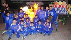 校園點燈喜迎2020台灣燈會在台中