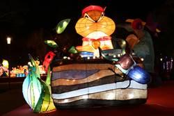 2020台灣燈會在台中 花燈競賽5燈王亮相