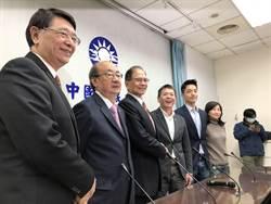 游錫堃拜會國民黨團 規劃2月14日朝野協商談開議日