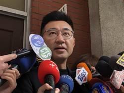 黨中央擬對徐正文開鍘 江啟臣:該做的事應該做