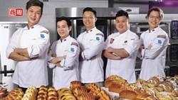 亞洲烘焙新勢力