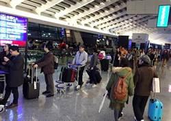 下周一起限制兩岸航班 僅開放7航點