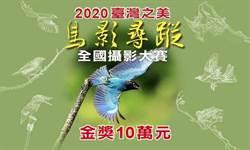 2020華南銀行「臺灣之美-鳥影尋蹤」全國攝影大賽起跑