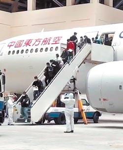 武漢第二波包機 小兩會協商展延