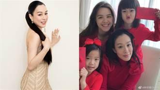 三姐妹中顏值最高!鍾麗緹10歲小女兒神基因曝光
