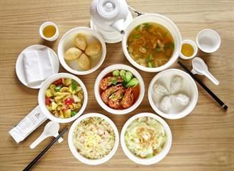 因應疫情 台中福華推單點合菜與餐盒外送服務