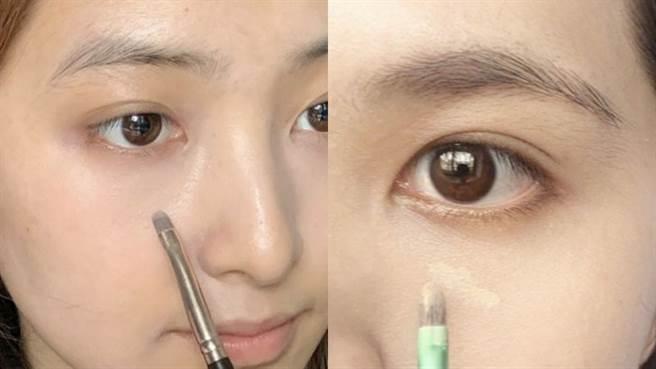 建議化妝的同學們,善用遮瑕膏將雀斑、痘疤等瑕疵局部遮蓋。(圖片取自網路)