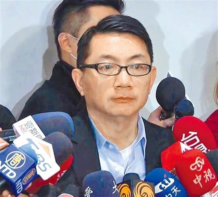 遭國民黨中央停權的中央委員徐正文。(圖/本報資料照)