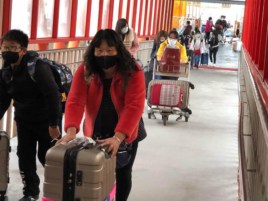 進入第20年,去年往來旅客逾197萬人次的金門「小三通」,自2月10日起暫停「小三通」客船往來。(李金生攝)