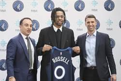 NBA》科爾坦言:羅素不適合勇士
