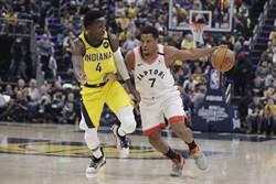 NBA》贏不停!暴龍創隊史新高13連勝