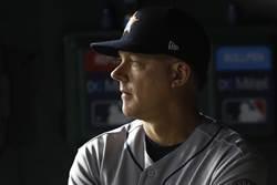 MLB》曾打爛監控螢幕 辛屈後悔沒阻止作弊