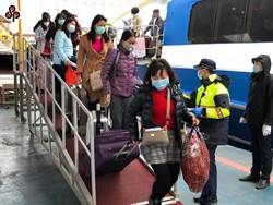 兩岸海運客運全停 每月影響12萬人
